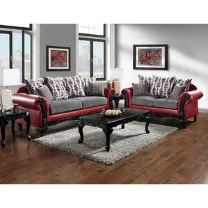 Astoria Grand Doolittle Configurable Living Room Set