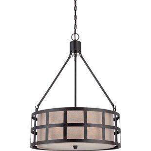 Gracie Oaks Jeanenia 4-Light Pendant