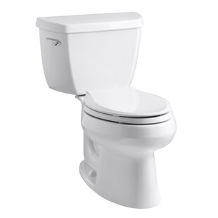 Kohler Wellworth Classic Two-Piece Elongated..