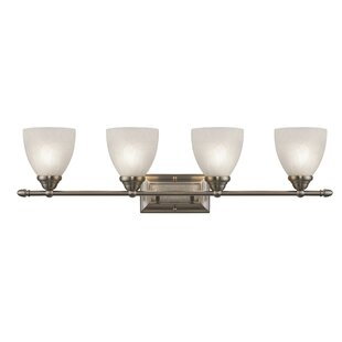 Compare & Buy Rembert 4-Light Vanity Light By Winston Porter