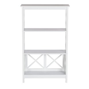Haskins Etagere Bookcase by Breakwater Bay Great price