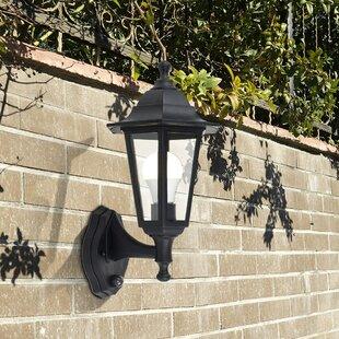 Mcmahan Outdoor Wall Light With Motion Sensor Image