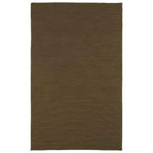 Clearance Josephine Chocolate Indoor/Outdoor Area Rug By Bay Isle Home