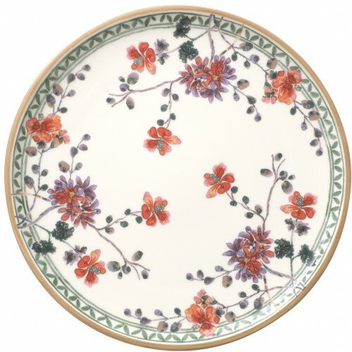 "Artesano 12.5"" Provencal Pizza / Buffet Plate"