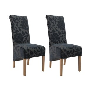 Braddock Upholstered Dining Chair (Set Of 2) By ClassicLiving