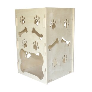 Best Reviews Toy Wood Box By Tucker Murphy Pet