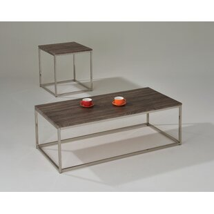 Aurelio 2 Piece Coffee Table Set