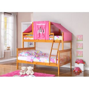 Read Reviews Auvergne Twin over Full Bunk Bed by Harriet Bee Reviews (2019) & Buyer's Guide