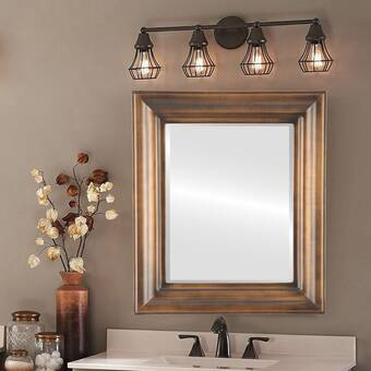 Gracie Oaks Bertye Modern Accent Mirror Reviews Wayfair