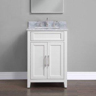 Horacia 24 Single Bathroom Vanity Set by Wrought Studio