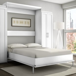 Stellar Home Furniture Shaker Murphy Bed