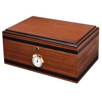 August Grove Mengiste Cigar Humidor Reviews Wayfair