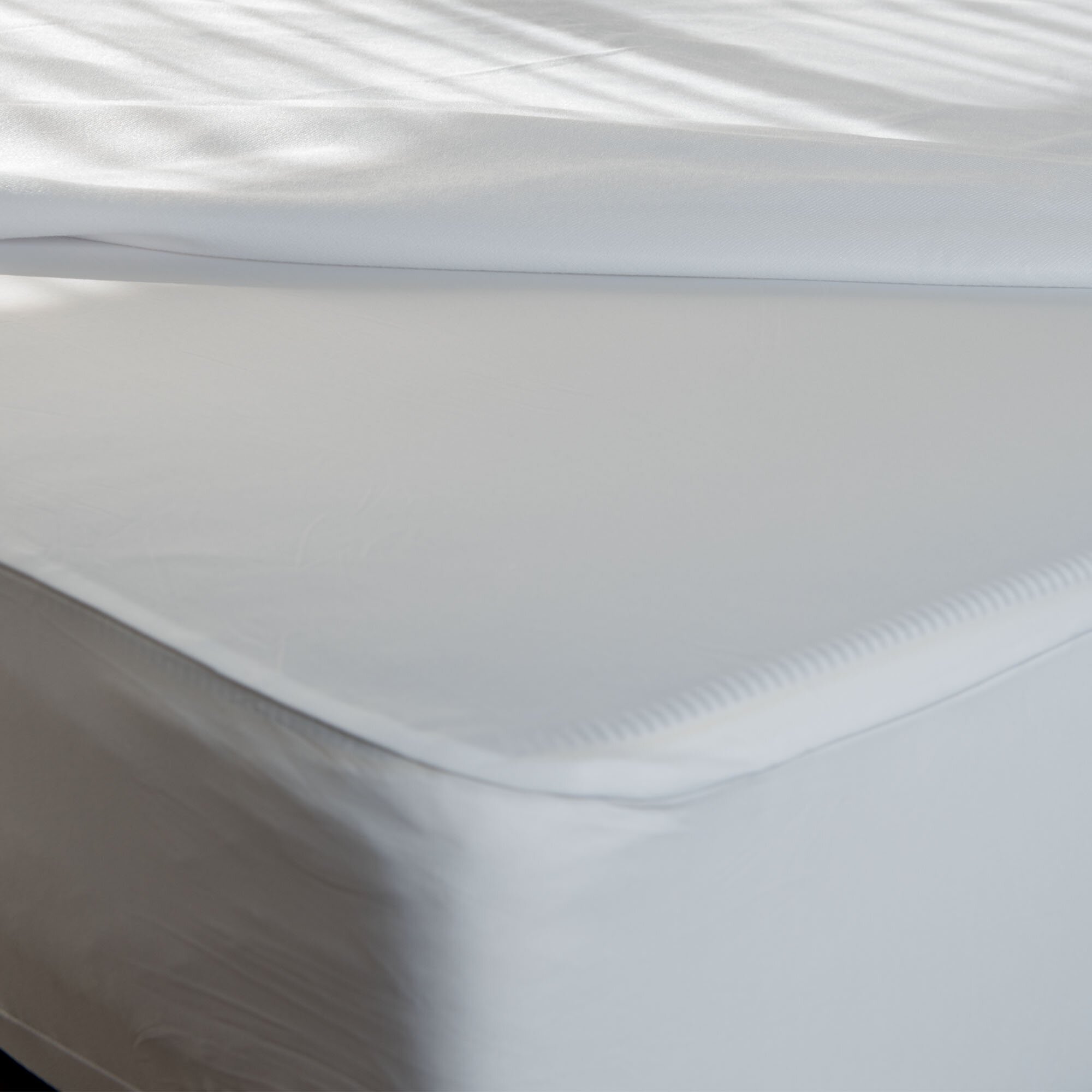 Cleanrest Fitted Hypoallergenic Waterproof Mattress Cover Wayfair