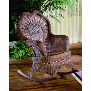 Serpentine Rocking Chair