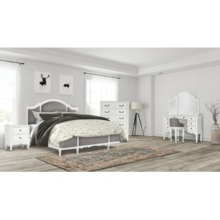 Zeke Panel Configurable Bedroom Set