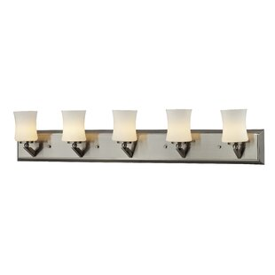 Wrought Studio Mchale 5-Light Vanity Light