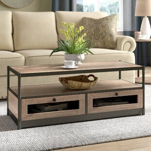 Theresa Coffee Table by Gracie Oaks
