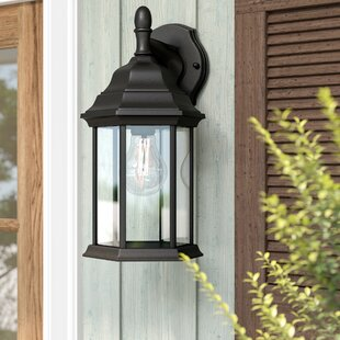 Alcott Hill Anka 1-Light Outdoor Wall Lantern