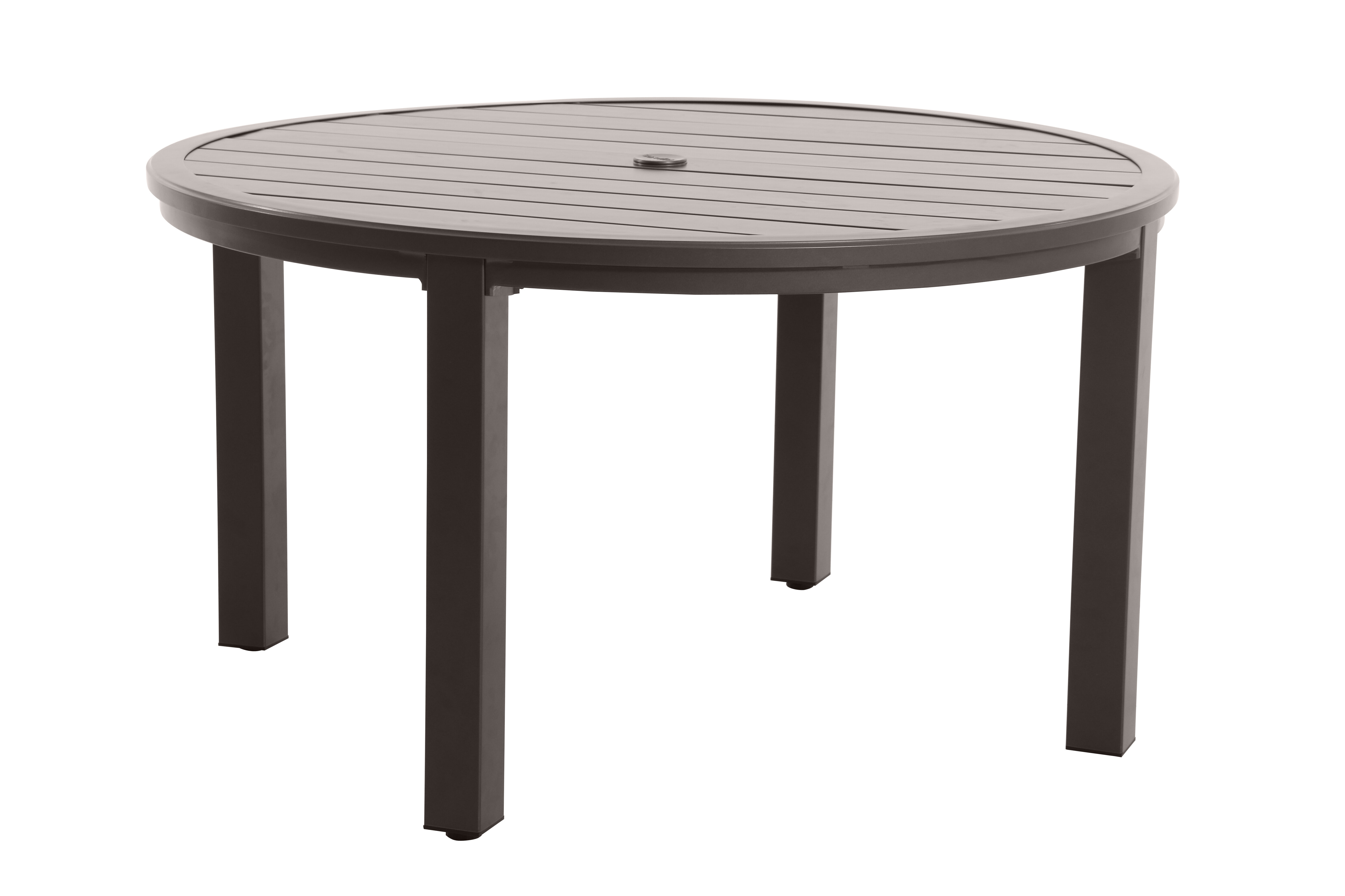 Latitude Run Behl Metal Dining Table Wayfair