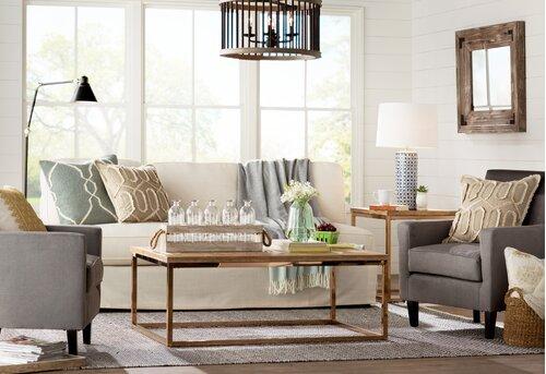 200 Modern Farmhouse Living Room Design Ideas Wayfair