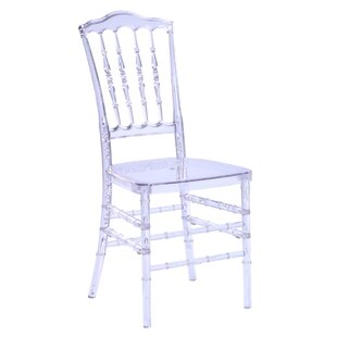 Arca Stacking Patio Dining Chair