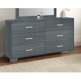 Ducor 6 Drawer Double Dresser by Red Barrel Studio®