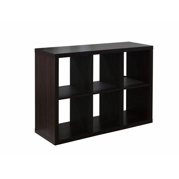 Latitude Run Mardell Bookcase Wayfair Co Uk