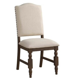 Nahlia Upholstered Dining Chair (Set of 2..