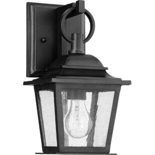 Bridport Outdoor Wall Lantern by Canora Grey