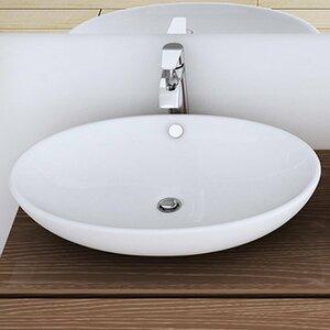 Belfry Bathroom 42 cm Aufsatz-Waschbecken Brüssel