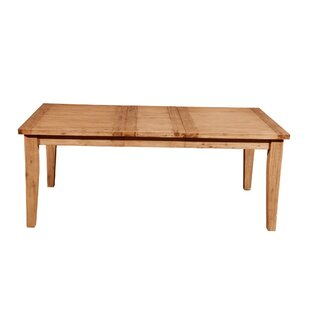 Wildwood Fantastic Extension Solid Wood Dining Table