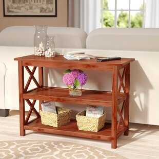 Best Choices Elisabeth Console Table ByCharlton Home