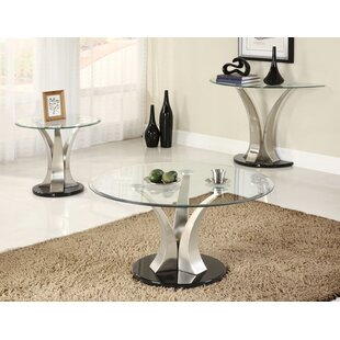 Orren Ellis Agapius End Table