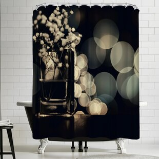 Compare prices Shower Curtain By East Urban Home
