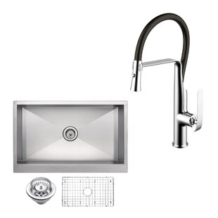 dCOR design All-in-One Front Stainless Steel 33