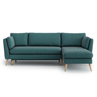 Eucptus Universal Reversible Sleeper Corner Sofa Bed By Mikado Living