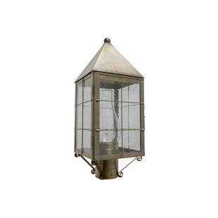 1-Light Lantern Head by Brass Traditions