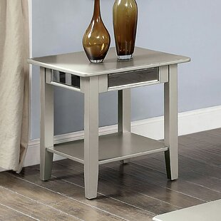 Odonnell End Table by Rosdorf Park