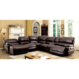 HolstReclining Sectional b..