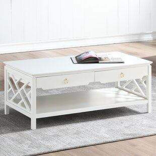 Adam Coffee Table with Storage