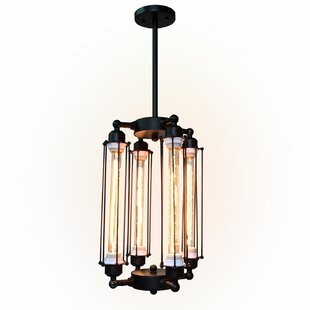 4-Light Chandelier by Westmen Lights