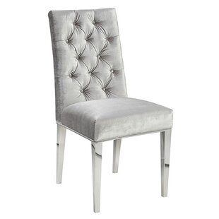 Maximus Upholstered Dining Chair (Set of ..