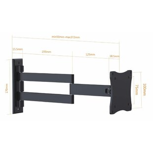 Vesa Tilt  Swivel Wall Mount for 1327 TV Screen