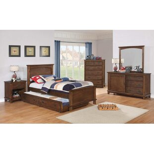 Scully Platform Bed by Harriet Bee