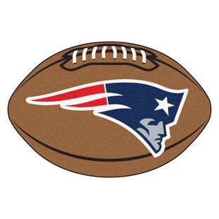 Nfl New England Patriots Football Mat