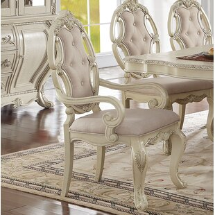 Larosa Upholstered Dining Chair (Set of 2) Astoria Grand