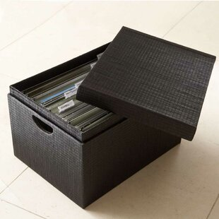 Lincoln Manufactured Wood Box By Symple Stuff