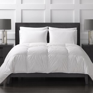 Year Round All Season Goose Down Comforter by Sharper Image Great price