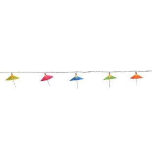 Northlight Seasonal 10-Light Umbrella Light String