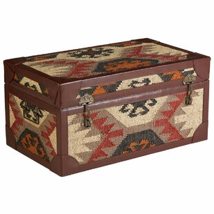 Print 2 Piece Trunk Set By Bloomsbury Market